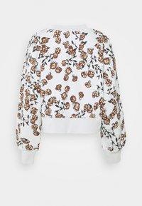 Won Hundred - LILOU CREW  - Sweater - ice flower - 1