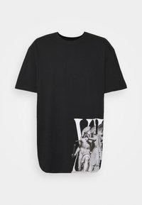 Zign - UNISEX - T-shirt imprimé - black - 3