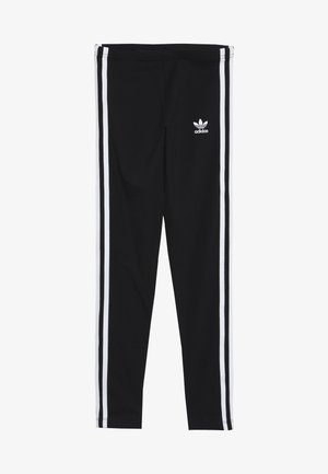 3 STRIPES  - Leggings - Hosen - black/white