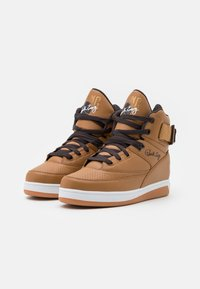 Ewing - 33  - Zapatillas altas - wheat/espresso/pale gold - 1
