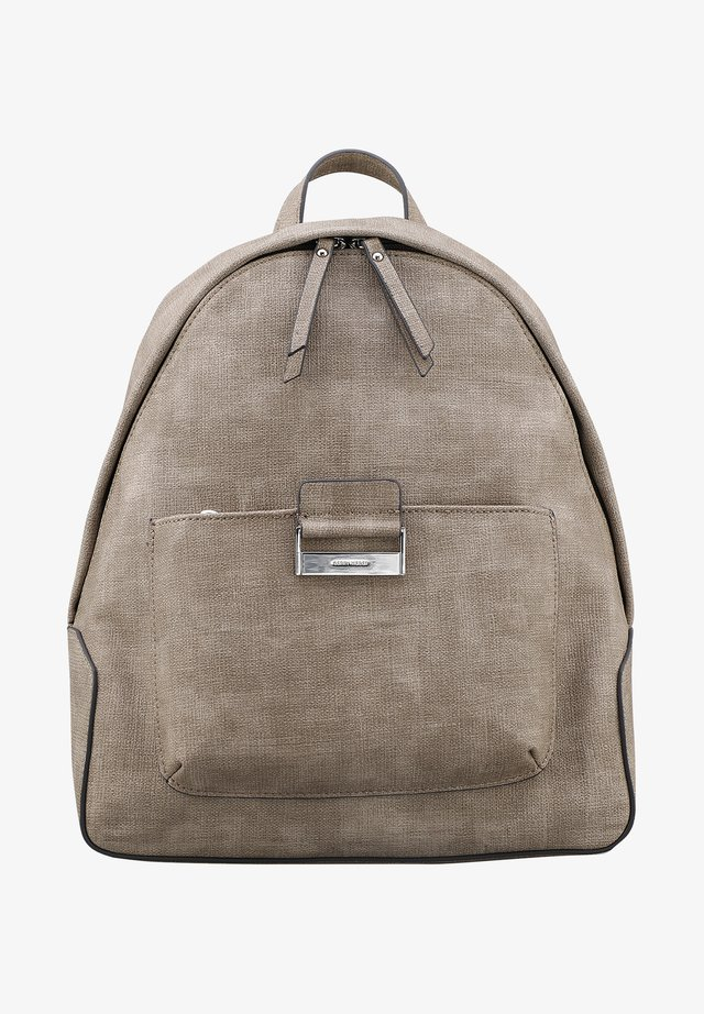 BE DIFFERENT - Rucksack - taupe