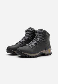 CMP - ASTHERIAN TREKKING SHOE WP - Chaussures de marche - antracite - 1