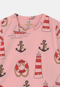 Mini Rodini - LIGHTHOUSE TEE - Print T-shirt - pink - 2