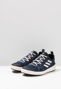adidas Performance - TERREX BOAT - Zapatillas acuáticas - collegiate navy/white/core black - 2