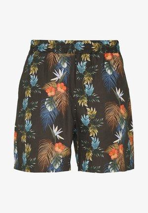 FRONT - Shorts - black