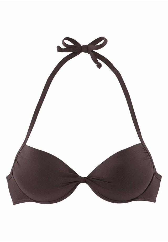 Bikini top - braun