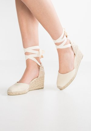 CARINA - Wedges - ivory