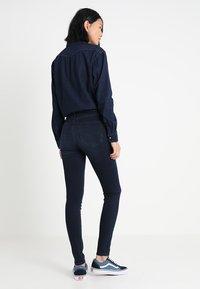 Lee - Jeans Skinny Fit - dark-blue denim - 2