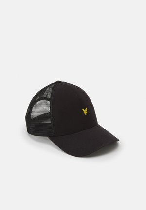 TRUCKER  - Cap - true black/black