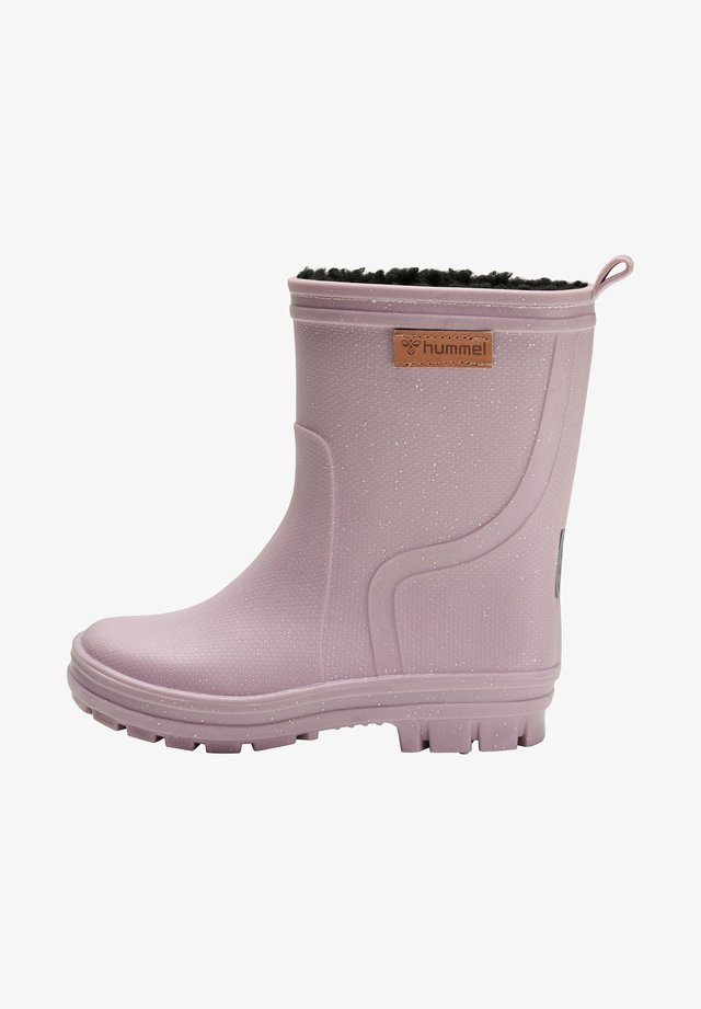THERMO JR - Wellies - deauville mauve