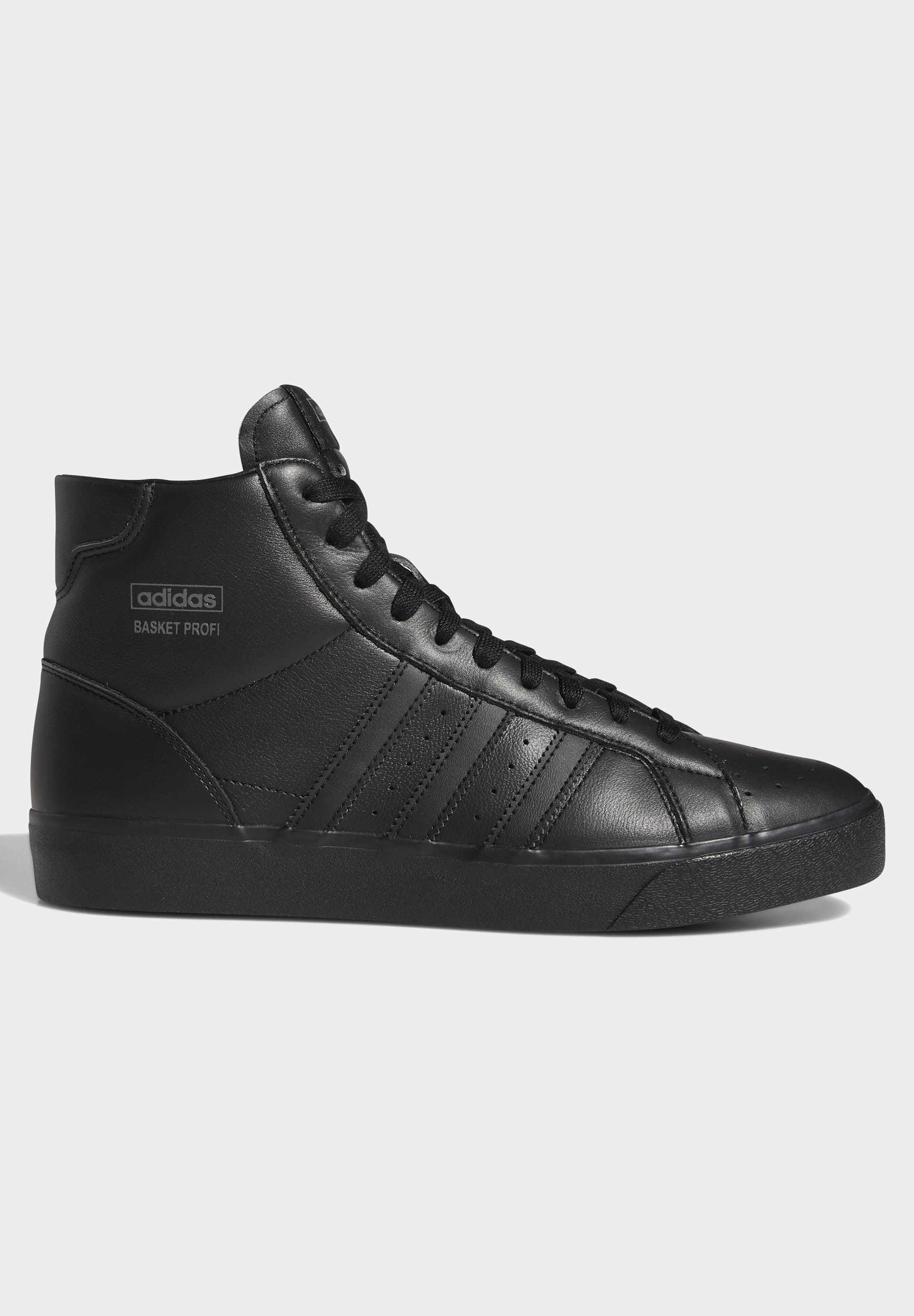 Geringster Preis adidas Originals BASKET PROFI - Sneaker low - black | Damenbekleidung 2020
