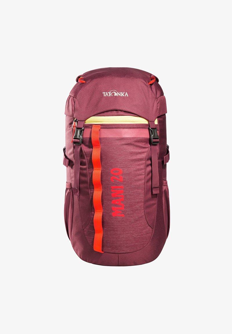 Tatonka - MANI - Backpack - bordeaux red
