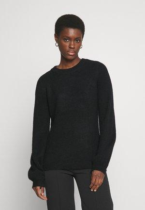 OBJEVE NONSIA - Pullover - black