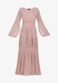 faina - KLEID - Maxi dress - rosa - 4
