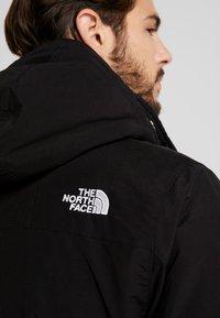 The North Face - KATAVI - Parkatakki - black - 7