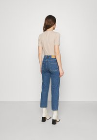 Carin Wester - ELLE - Straight leg jeans - denim blue - 2