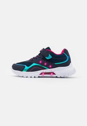 UNISEX - Sports shoes - navy/pink