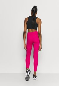 Nike Performance - ONE - Tights - fireberry/white - 2