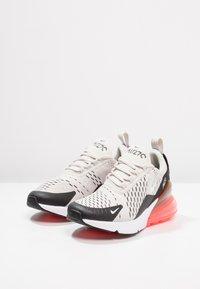 Nike Sportswear - AIR MAX 270 - Sneakers laag - light bone/white/black/hot punch - 2