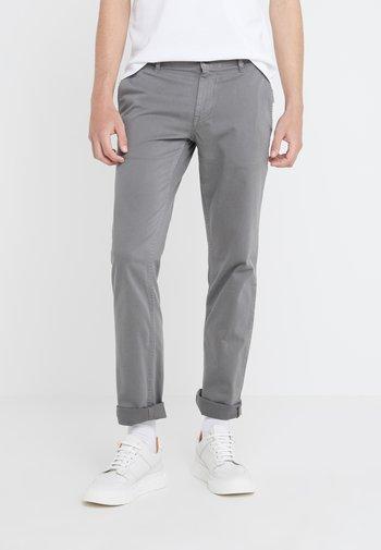 REGULAR FIT - Pantalon classique - dark grey