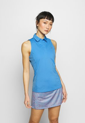 Funkční triko - lake blue