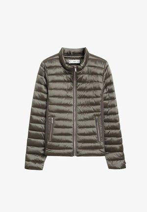 BLANDI - Light jacket - marron moyen