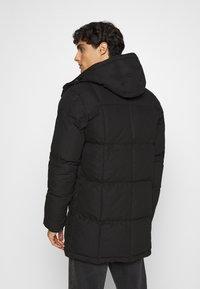 Schott - WOOD - Winter coat - black - 2
