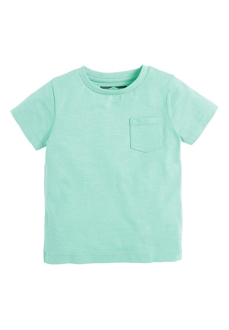 Next - LIGHT GREEN SHORT SLEEVE T-SHIRT (3MTHS-7YRS) - T-shirt basic - green
