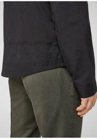 s.Oliver - Summer jacket - black - 4