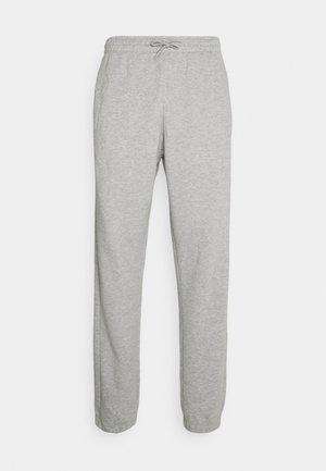 GROWEL MITU - Pantaloni sportivi - grey melange