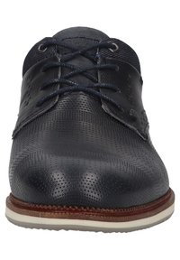 Bullboxer - Smart lace-ups - blue pna - 6