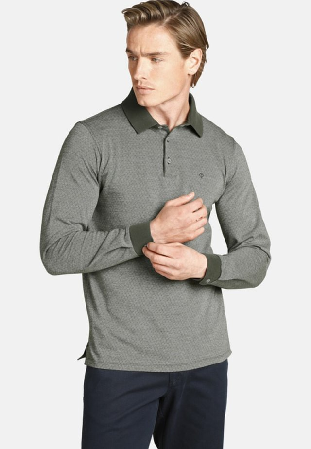 EARL MORGAN - Polo shirt - olive