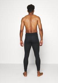 ODLO - ACTIVE WARM ECO BOTTOM LONG - Unterhose lang - black - 2