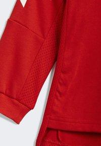 adidas Performance - SALAH URBAN LEAGUE JOGGER SET - Trainingspak - red - 3