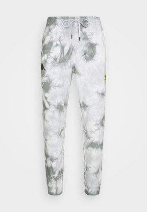 IVANO - Tracksuit bottoms - bright white