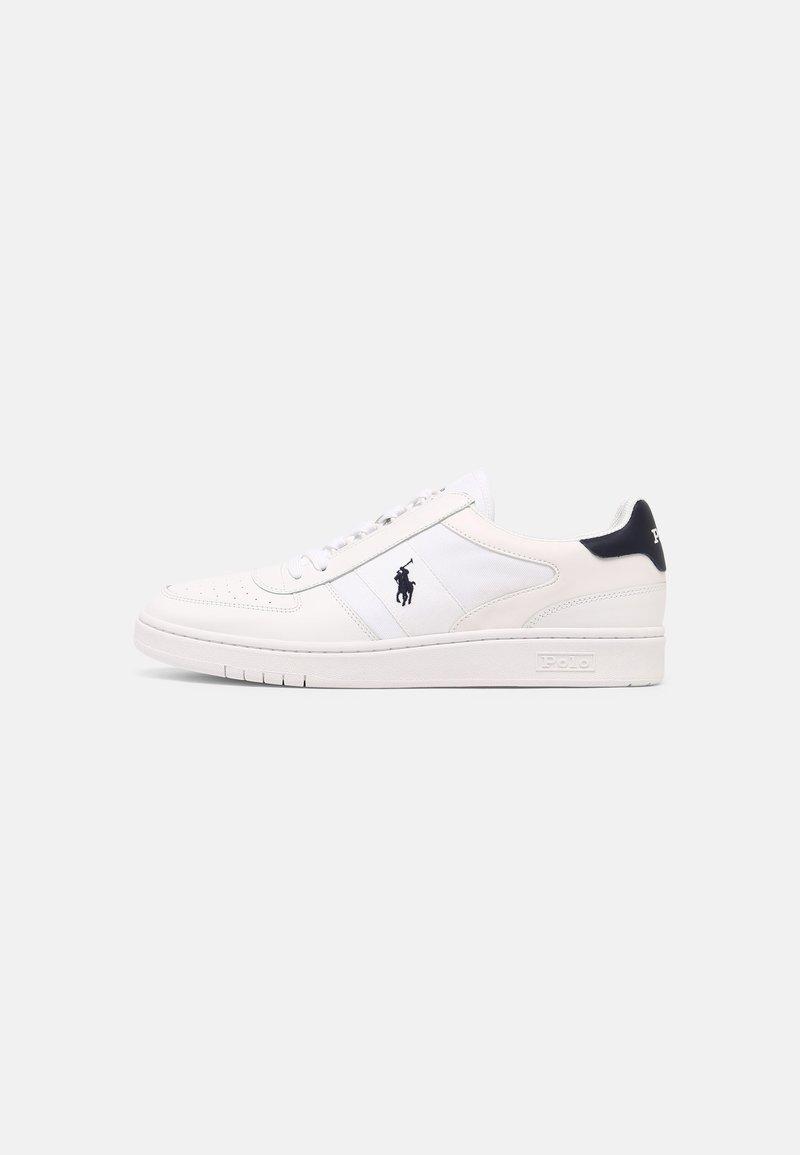 Polo Ralph Lauren - UNISEX - Trainers - white/navy