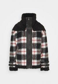 Be Edgy - LESTER - Light jacket - black/white - 0