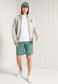 Superdry - Zip-up hoodie - grey - 0