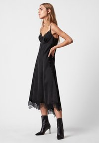 AllSaints - Cocktail dress / Party dress - black - 1