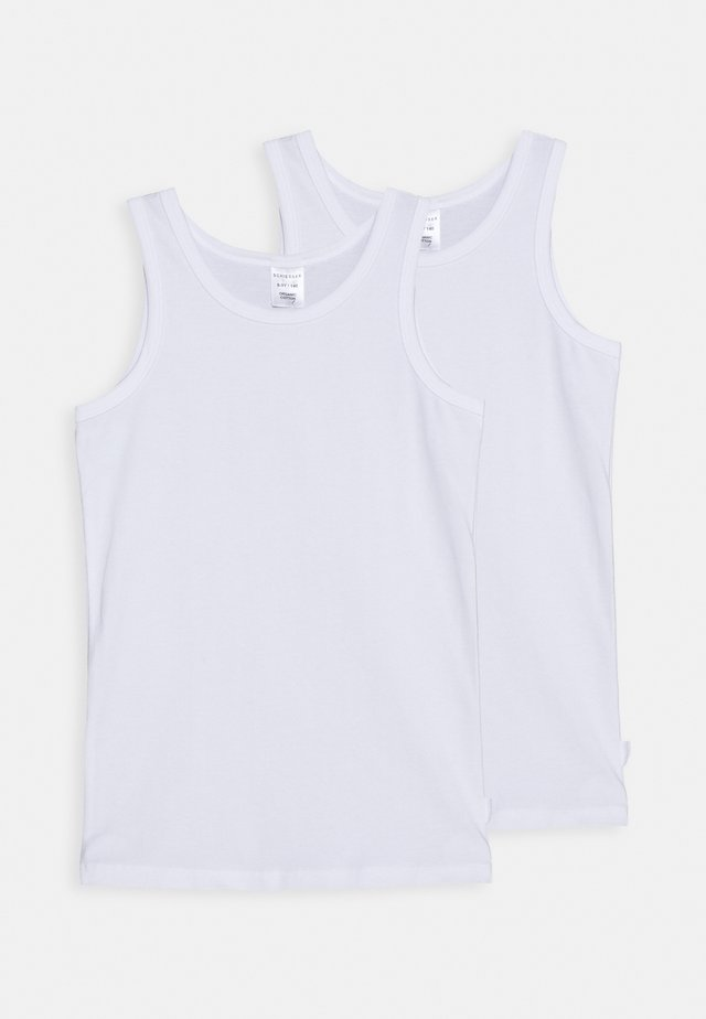 95/5 2 PACK - Undershirt - weiss