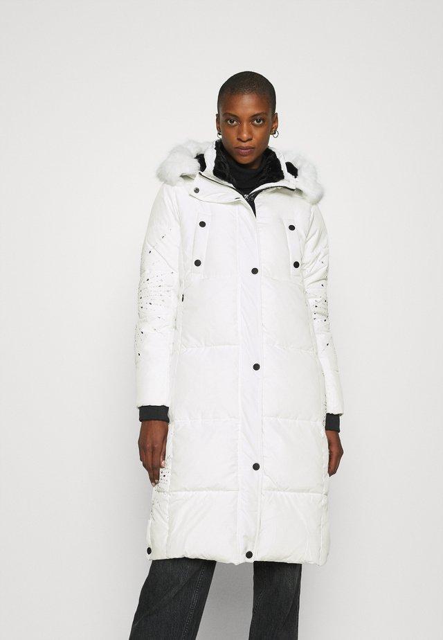 PADDED KATIA - Winter coat - blanco