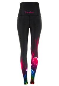 Winshape - HWL102 COSMIC HIGH WAIST -TIGHTS - Leggings - cosmic - 1