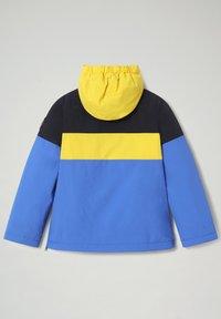 Napapijri - RAINFOREST COLOUR BLOCK - Light jacket - blue dazzling - 1