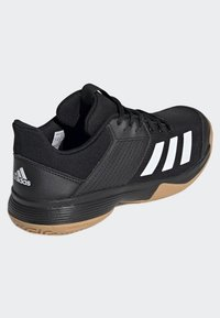 adidas Performance - LIGRA 6 SHOES - Chaussures de volley - black/white - 4
