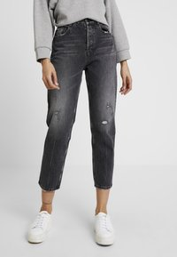 Miss Sixty - Jeansy Relaxed Fit - black - 0