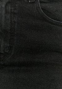 TALLY WEiJL - Denim skirt - black denim - 5