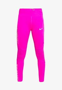 Nike Performance - FAST 7/8 - Leggings - fire pink/white - 3