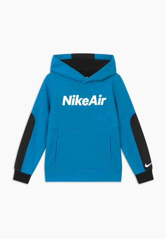 AIR - Jersey con capucha - laser blue