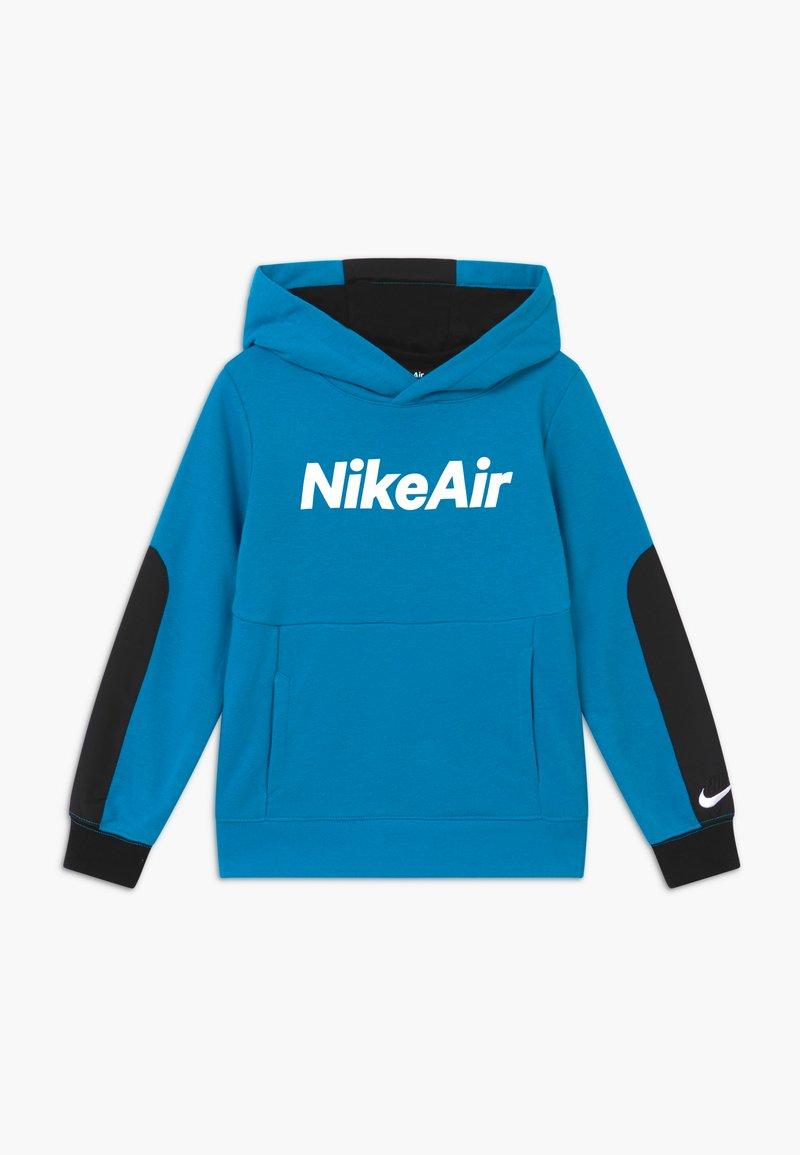 Nike Sportswear - AIR - Mikina skapucí - laser blue