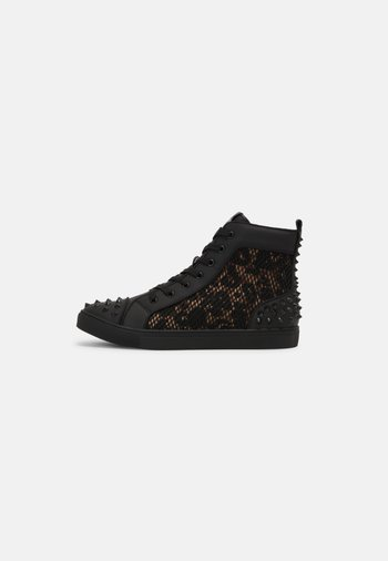 CHAOTIC - Höga sneakers - leo